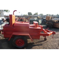 SOLD!!! 350 Gal Cleasby Hot Tar Kettle