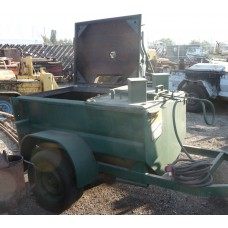 SOLD!!!! 140 Gal Roofmaster Hot Tar Kettle