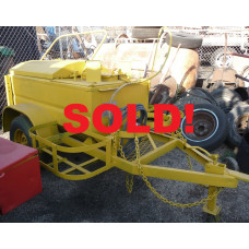 SOLD!!! 140 Gal Roofmaster Hot Tar Kettle