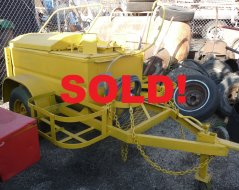 Another kettle sold!  Call Marty for great deals on tar-kettles we will deliver to most sites